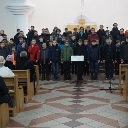 """2016. Vilniaus choras """"Ąžuoliukas"""""""